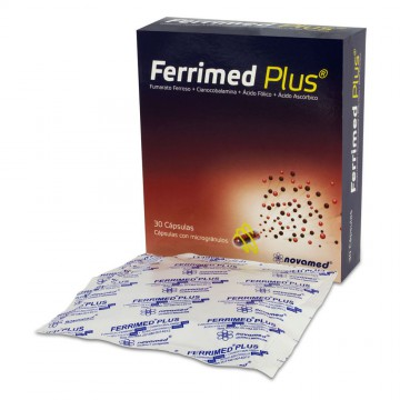 Ferrimed plus 30cap