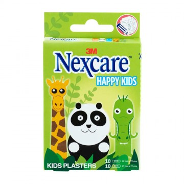 Nexcare happy kids 20und