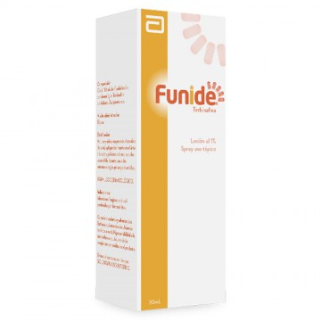 Funide 1% spray 30ml