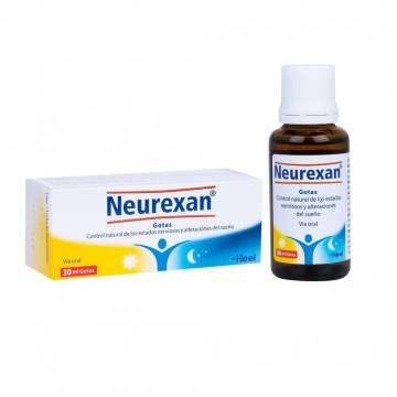 Neurexan gotas 30ml