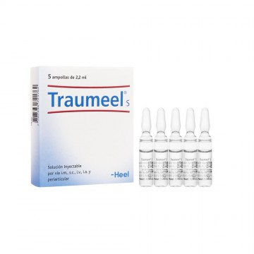 Traumeel s inyectable 5amp