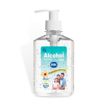Alcohol gel 70%  300ml