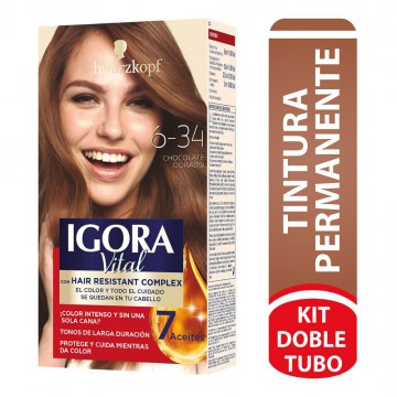 Igora vital chocolate...