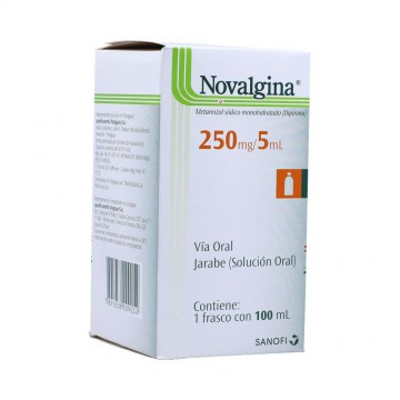 Novalgina 250mg 100ml