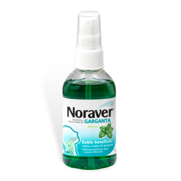 Noraver spray menta 120ml