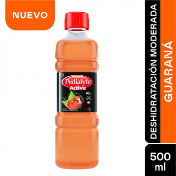 Pedialyte active 45 meq...
