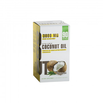 Coconut Oil Aceite 3000mg...