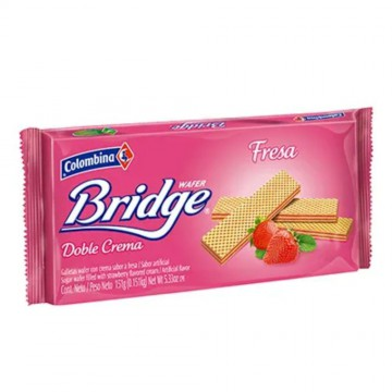 Wafer bridge fresa paquete...
