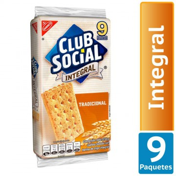 Galleta integral club...