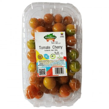 Tomate cherry paquete 500gr...
