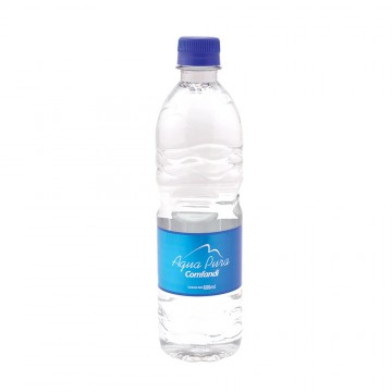 Agua botella 600ml - Comfandi