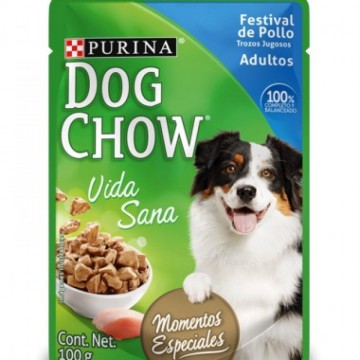 Alimento perros dog chow...