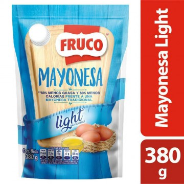 Mayonesa light doypack...
