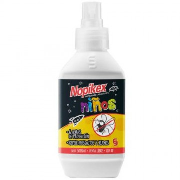 Repelente niños spray 120ml...