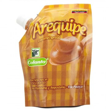 Arequipe doypack 250gr -...
