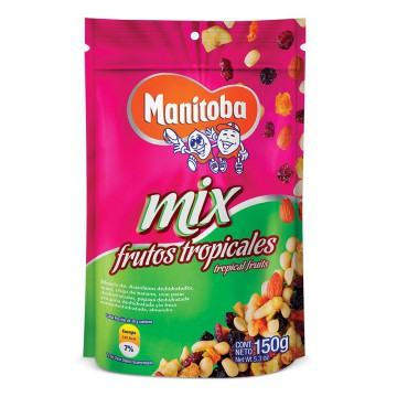 Maní tropical mix bolsa...