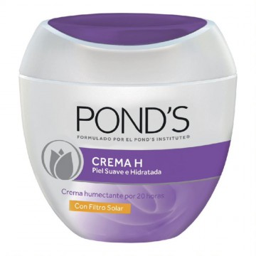 Crema H humectante pote...
